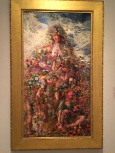 Dallas Museum of Arts, Houston, Exhibition, stylehopping, Angelica Guillen, painting