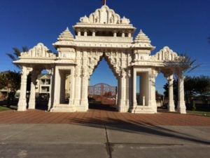 BAPS Shri Swaminarayan Mandir, Houston, Texas, stylehopping, angelica guillen, hinduism