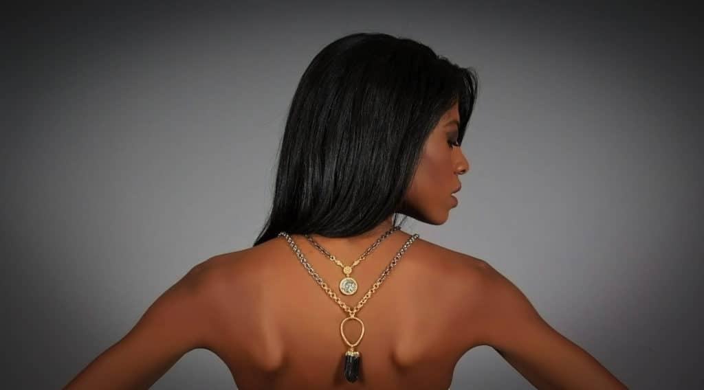 Harper Hallam, jewelry, angelica guillen