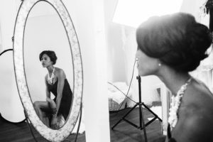 Asos dress, statement necklace, Angelica Guillen