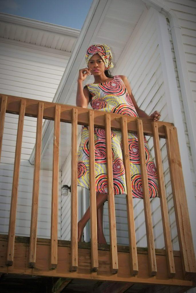 African Print, Giboh