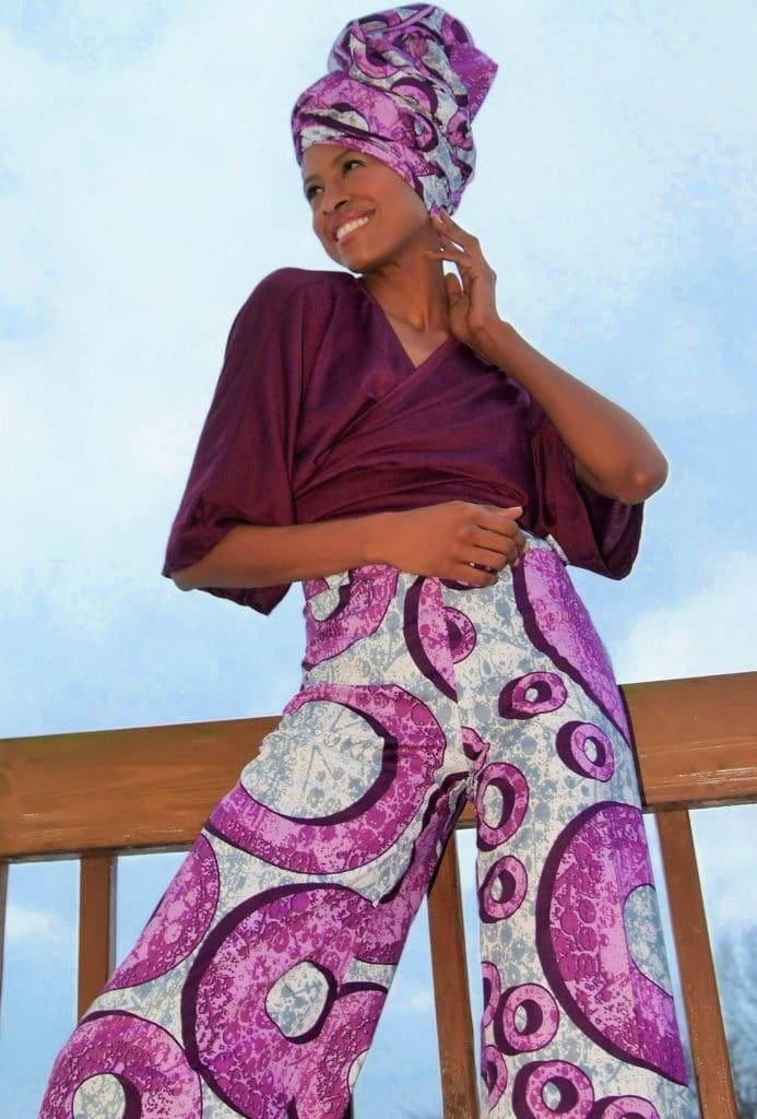 African Prints, Gele, Giboh