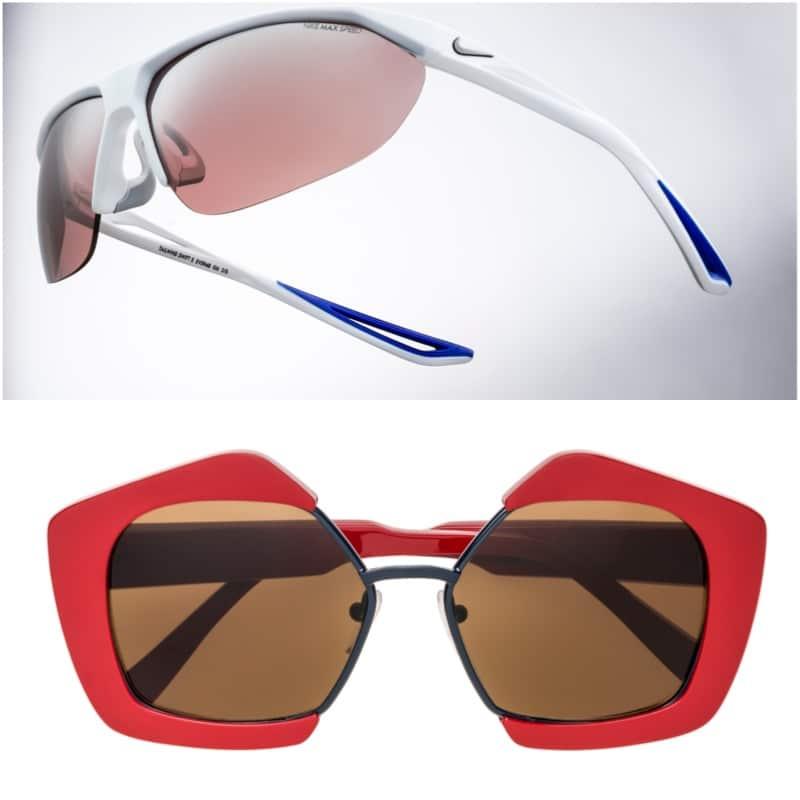 Nike, Marni sunglasses