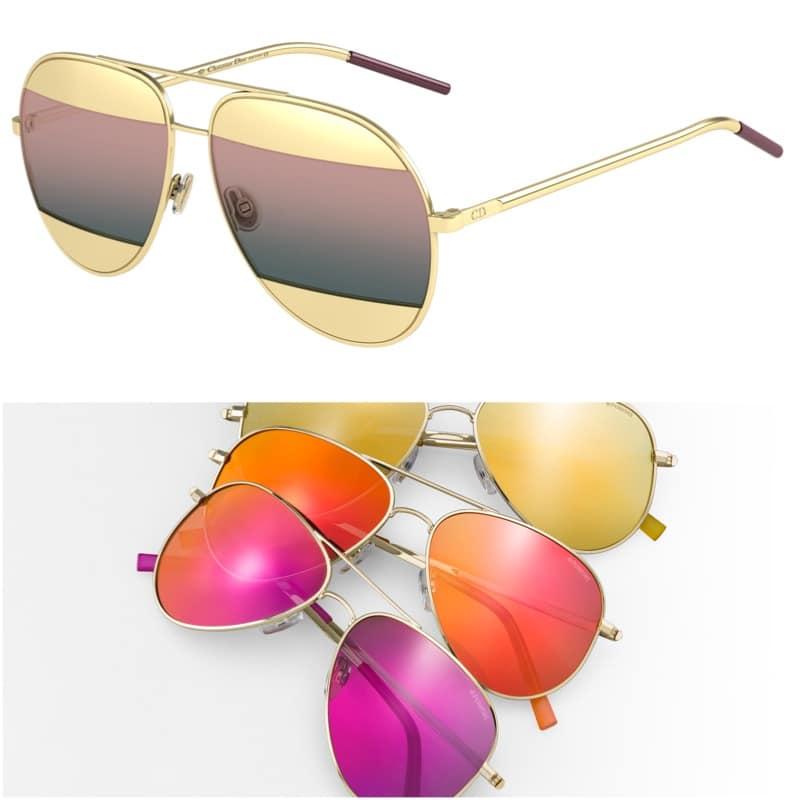 Polaroid, Dior sunglasses