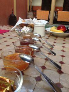 Breakfast-Riad