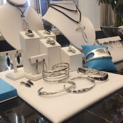 Nambe's contemporary jewelry line launched at Macy's Herald Square