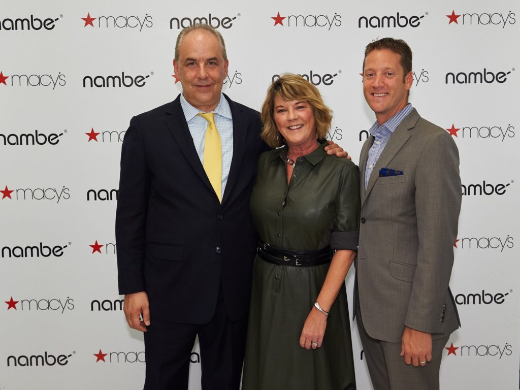 Nambe designer, nambe CEO, Macys Executive Producer