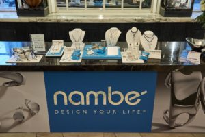 Nambe Jewelry Display