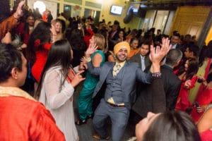 Diwali on the Hudson-Dancers