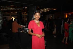 Angelica Guillen-Diwali in the hudson