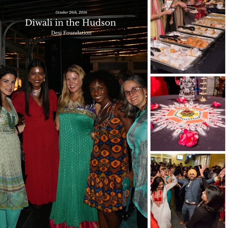 Stylish celebration of Diwali in New York!