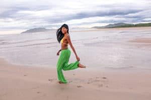 Running beach Tamarindo