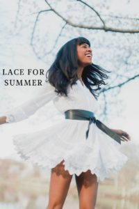 Lace for Summer-cover