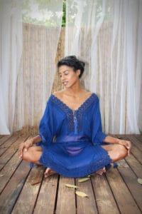 Blue Tunic Amita Naithani