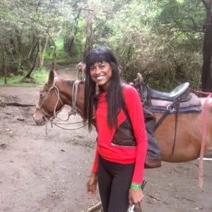 Horse riding-Tamarindo