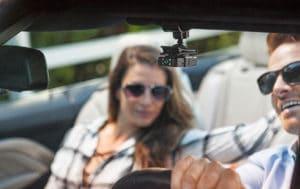 Car with Camera
