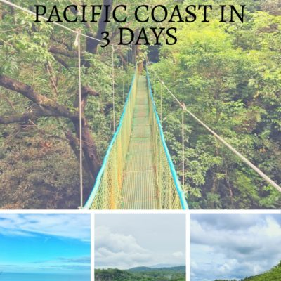 Costa Rica: The Pacific Coast in 3 Days