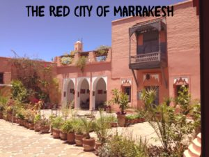 Red City of Marrakesh