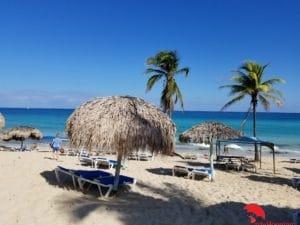 Beach sitting in La Habana