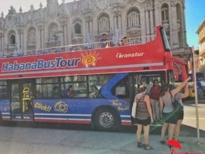Cuba Bus