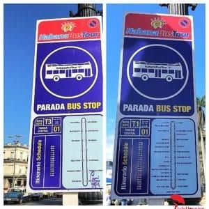 La Habana Bus Route