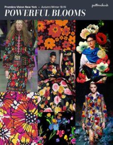 Powerful Blooms-Patternbank