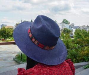 Back Indio Hat