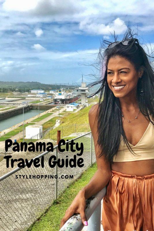 Panama City Pin