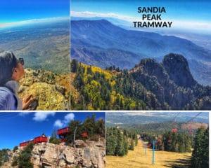 SANDIA TRAMWAY