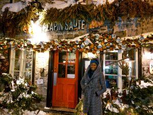 Lapin Sauté