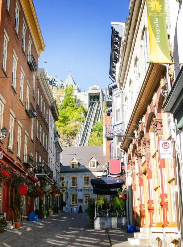 Old Quebec Funicular
