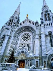 Basilica of Saint Anne de Beaupré
