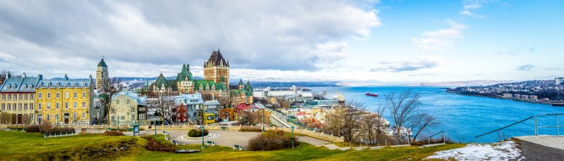 Quebec City Landscape