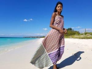 Chiara maxi dress-Bahia