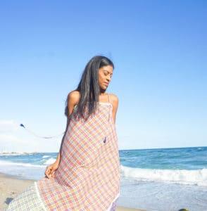 Chiara maxi dress-flowy