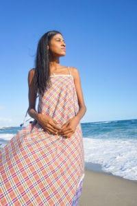 Chiara maxi dress-regal
