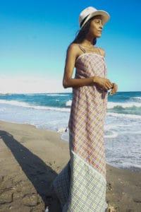 Chiara maxi dress vintage